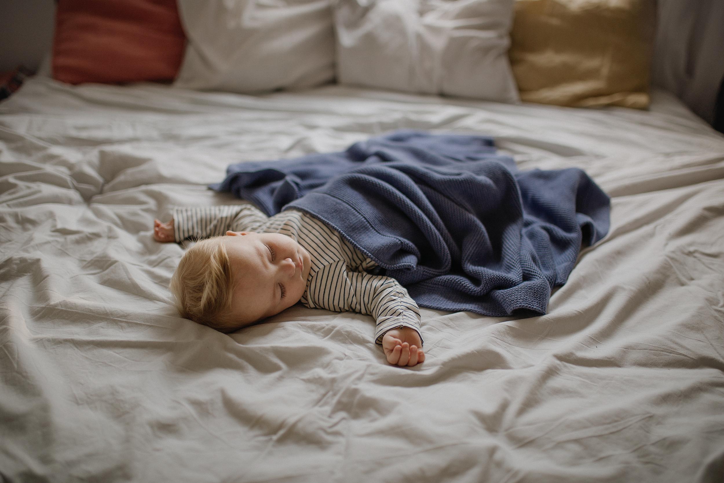 Dlaczego sen jest ważny dla dziecka?