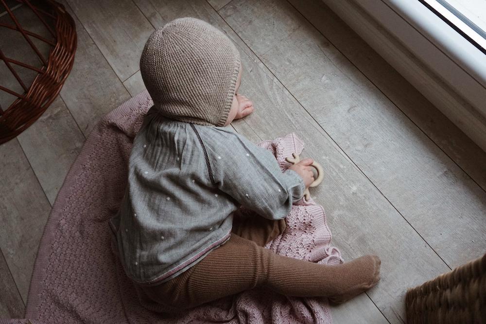 Lęk separacyjny u niemowlaka